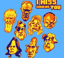 Missing some of you by Alex Gallego