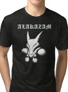 Bathory's pocket monster Tri-blend T-Shirt