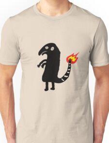 Charmander drunk tattoo Unisex T-Shirt