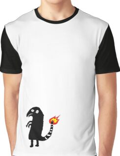 Charmander drunk tattoo Graphic T-Shirt
