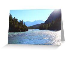 Banff Summer Greeting Card