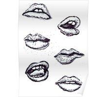 Lip-itude Poster