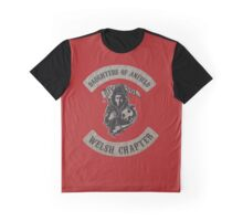 Daughters of Anfield - Welsh Chapter Graphic T-Shirt