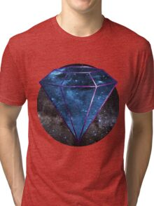 Space Diamond 2 Tri-blend T-Shirt