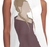Queen Mother Contrast Tank