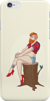 Pin-up Guy by Livali Wyle