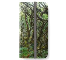 Lost Forest iPhone Wallet/Case/Skin