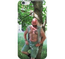 TROY- SUMMER PATHS iPhone Case/Skin