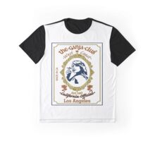 The Ganja Club : Zig-Zag California Design, Apparel, Decor & Accessories. Graphic T-Shirt