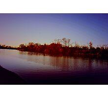 American river Photographic Print