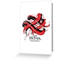 Clan McIver  Greeting Card