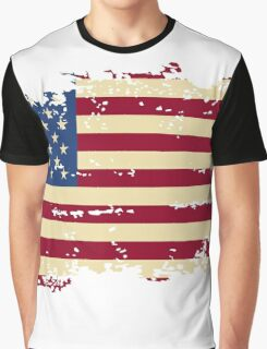 Real American Graphic T-Shirt