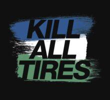 Kill All Tires (1) One Piece - Long Sleeve
