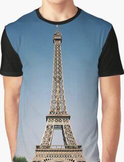 Paris France Eiffel Tower - no text Graphic T-Shirt