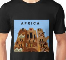Africa colorful architecture Unisex T-Shirt