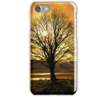 Tree of Fire iPhone Case/Skin