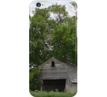 barn in weld county Co iPhone Case/Skin