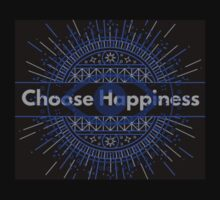 Choose Happiness Baby Tee