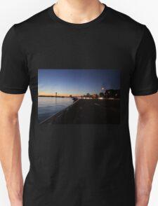Verrazano Bridge x Belt Parkway Unisex T-Shirt