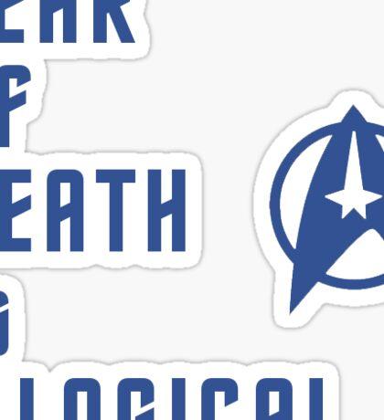 Star Trek Beyond: Fear of Death Sticker