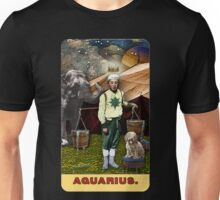 Aquarius - from The Midway Arcans Unisex T-Shirt