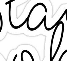 #StayWoke Stay Woke  Sticker