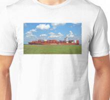 A Sky of Blue a Sea of Green Unisex T-Shirt