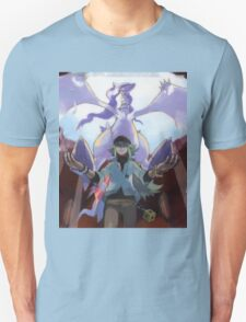 pokemon reshiram and n Unisex T-Shirt