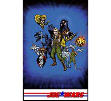 GI Joe Wars Photographic Print