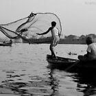 The Fishing Net by Ikramul Fasih