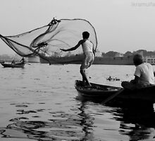 The Fishing Net by Ikramul Fasih