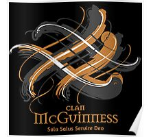 Clan McGuinness  Poster