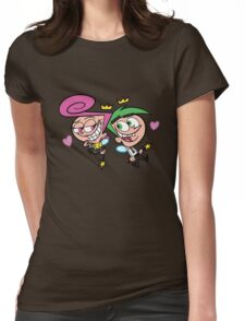 Loving Fairy Womens Fitted T-Shirt