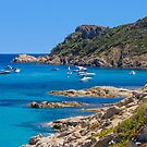 L´Escalet Beach, south of Saint Tropez, Southern France by Bruno Beach