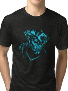 Javik - Mass Effect Tri-blend T-Shirt