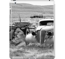 Ghost Town Transportation iPad Case/Skin