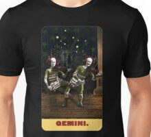 Gemini - from the Midway Arcana Unisex T-Shirt