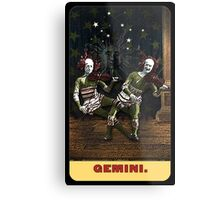 Gemini - from the Midway Arcana Metal Print