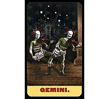 Gemini - from the Midway Arcana Photographic Print