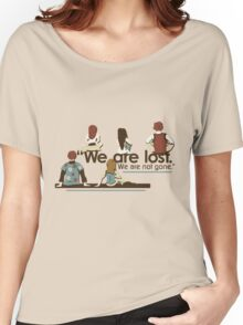 Lost Women's Relaxed Fit T-Shirt
