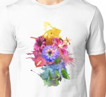 Flower Bomb Unisex T-Shirt