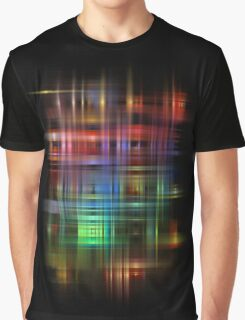 colorful pattern Graphic T-Shirt