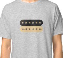 Zebra PAF Humbucker Pickup - Gibson Guitar Classic T-Shirt