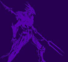 Kain Highwind Minimalist Purple by jamden37