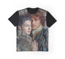 Claire & Jamie  Graphic T-Shirt
