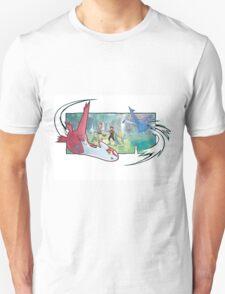 pokemon latios and latias Unisex T-Shirt