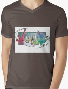 pokemon latios and latias Mens V-Neck T-Shirt