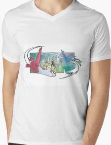 pokemon latios and latias Mens V-Neck T-Shirt