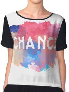 Chance 3 Chiffon Top