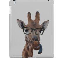 Geek Giraffe iPad Case/Skin